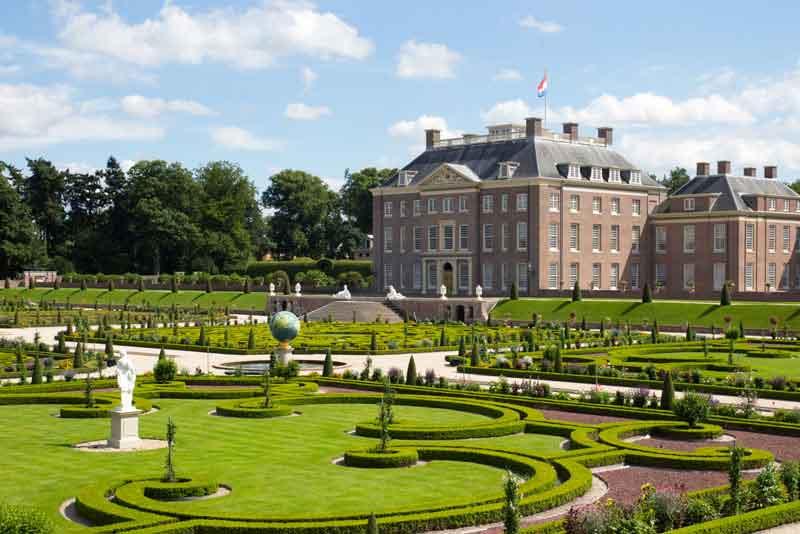 Сады и Дворец 'Хет Ло'