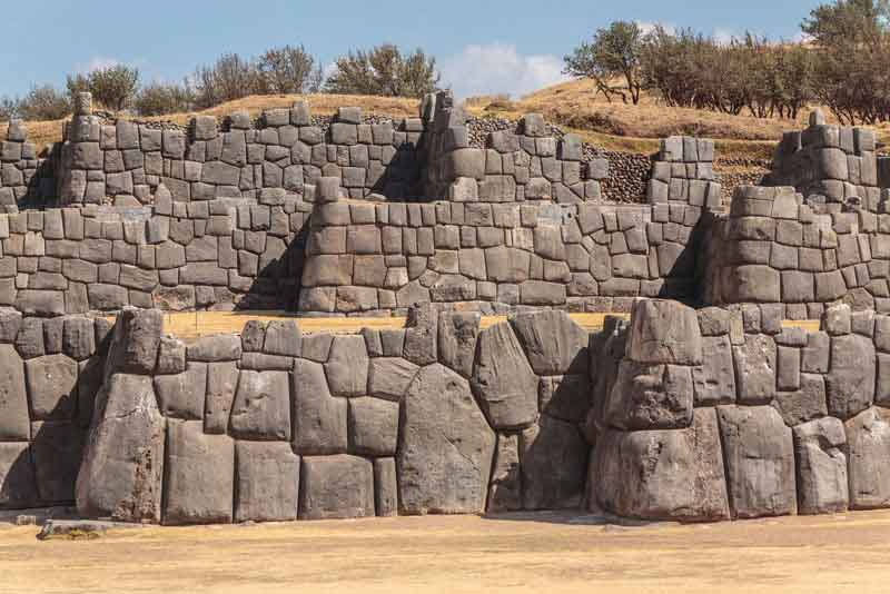 Камни Саксайуаман