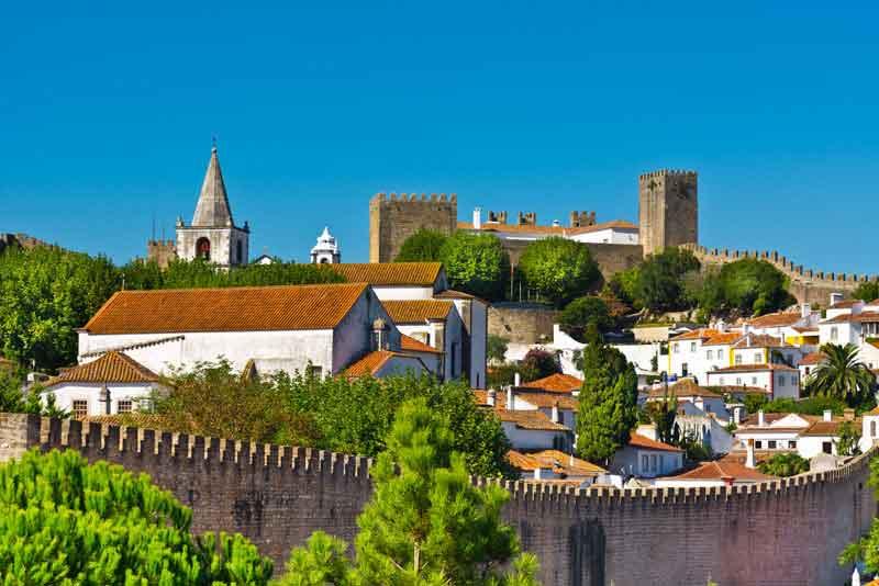 Вид на исторический центр города