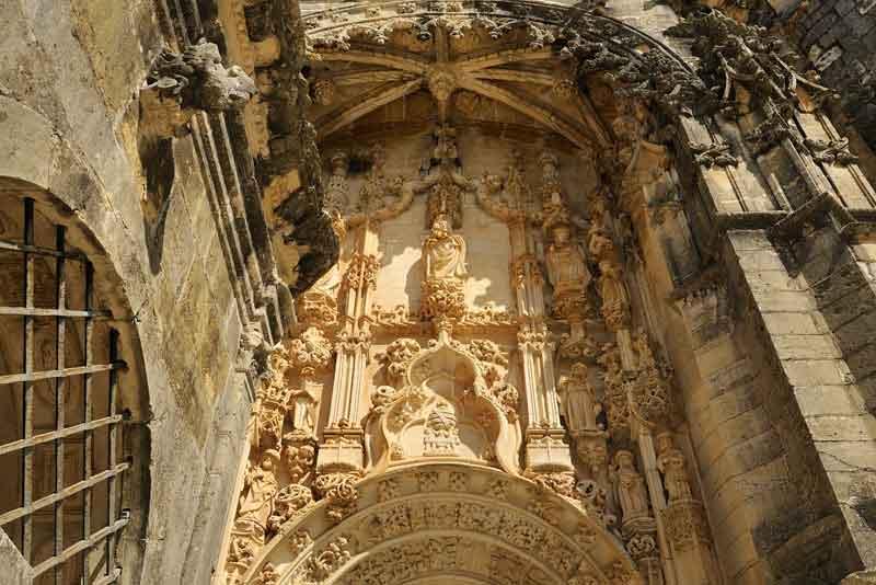 Средневековый Замок тамплиеров