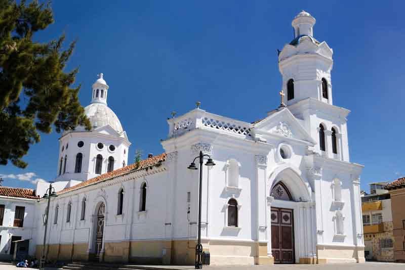 Старый город. Колониальная церковь