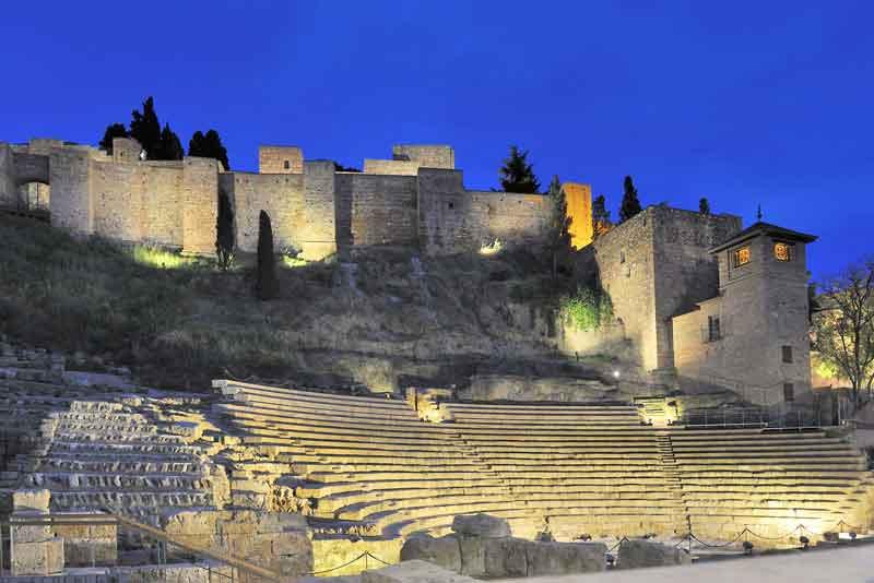 Старый римский театр