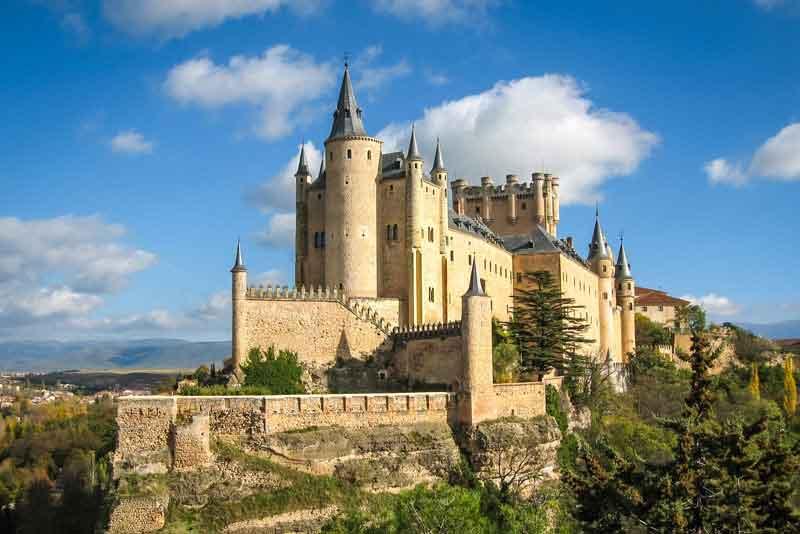 Замок-корабль Алькасар