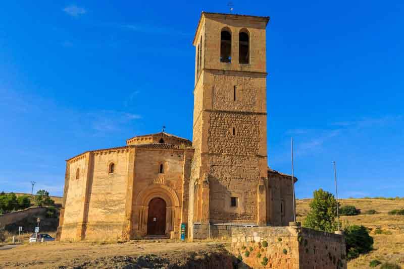 Средневековая церковь тамплиеров