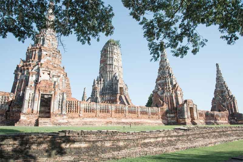 Великолепный храм Ват Чай