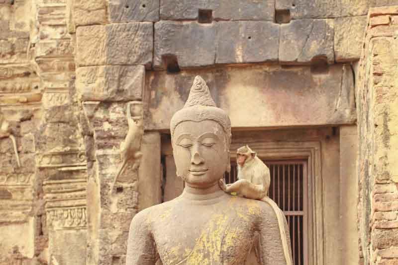 Статус Будды