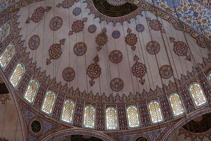 Голубая мечеть (мечеть Султанахмед)