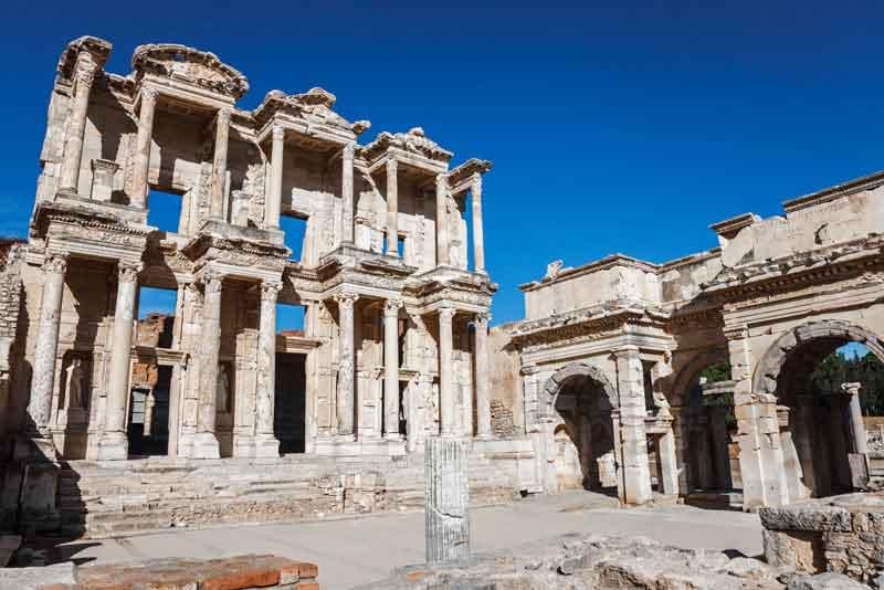 Эфес библиотека