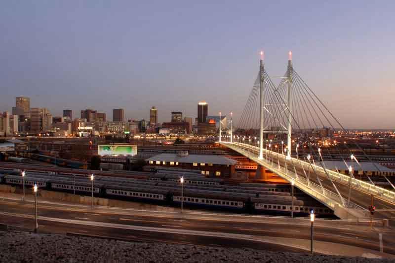 Мост Нельсона Мандела
