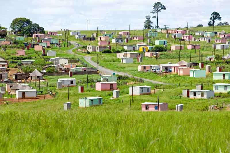 Деревня зулусов